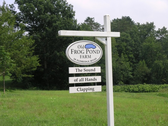Image result for old frog pond farm